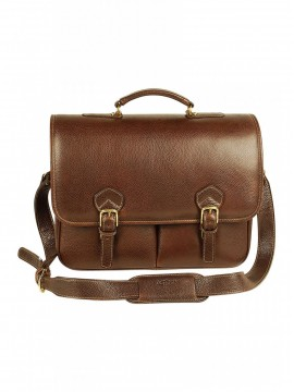 William Briefcase w/laptop case