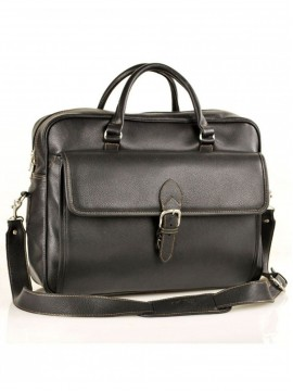 Sheldon Top Zippered Briefcase