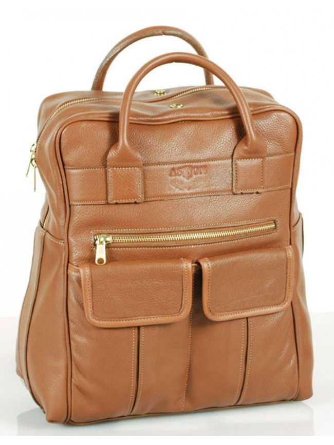 Top Zippered Backpack
