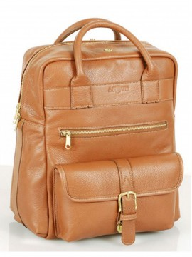 Perry Zipper Top Backpack
