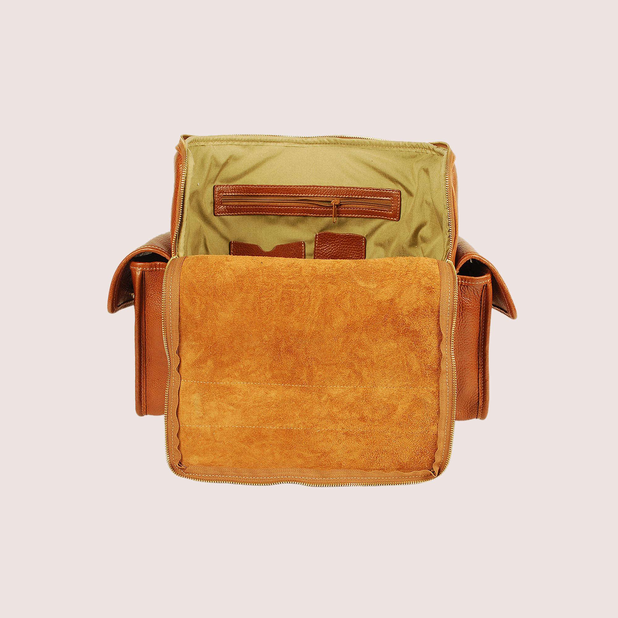 Milton Oversized Backpack