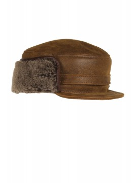 Men's Winnipeg Sheepskin Hat w/ LB Trim