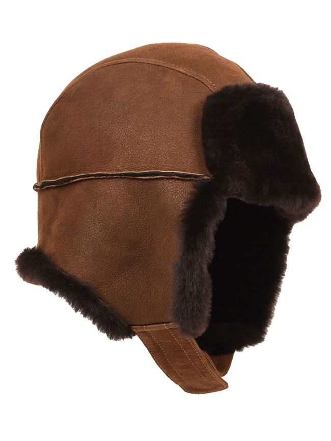 Himalayan Sheepskin Hat