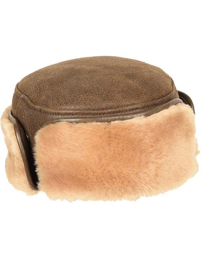 Greenland Sheepskin Hat
