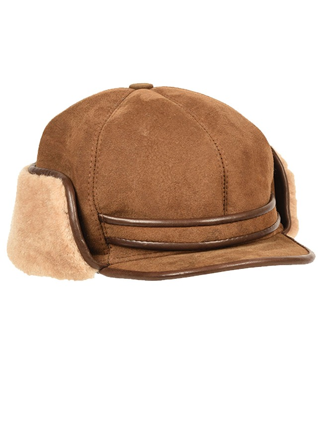 Aberdeen Sheepskin Hat