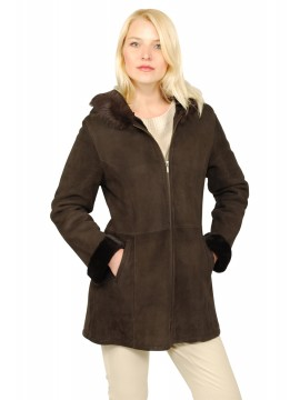 Leilani Shearling Coat