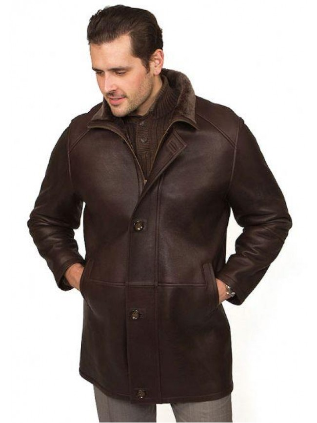 Boston Shearling Coat