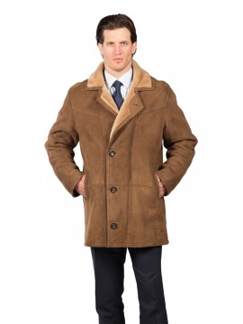Seattle Shearling Coat