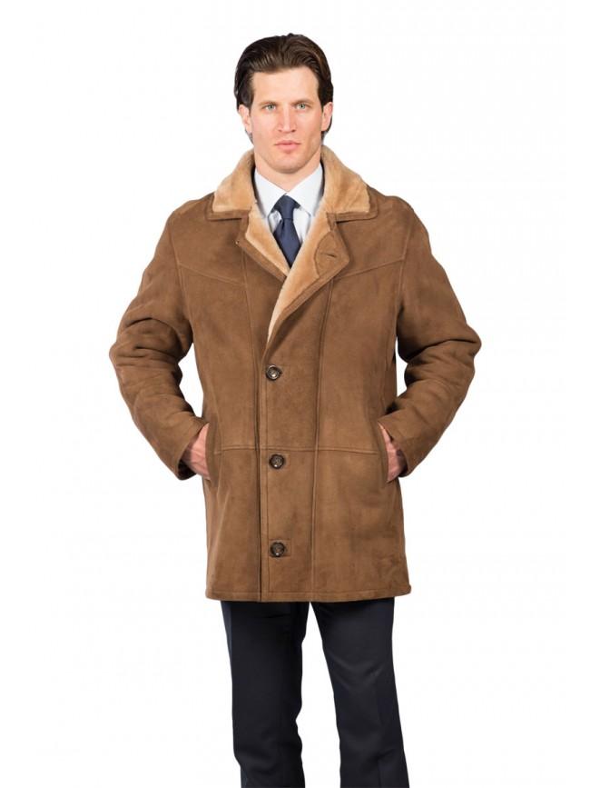 Seattle Shearling Coat