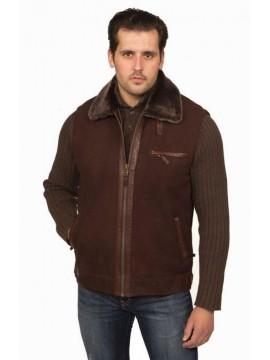Field Shearling Vest