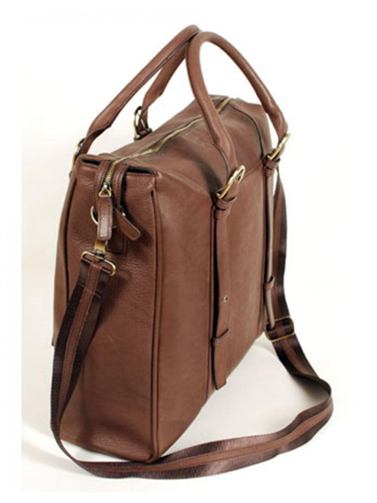clay weekender bag