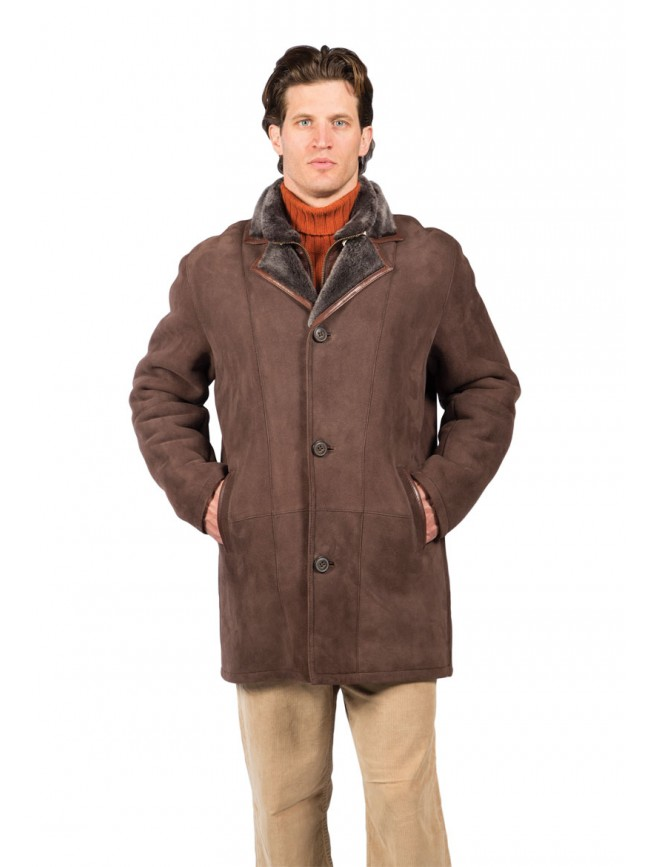 Bradford Shearling Coat