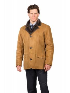 Hampton Shearling Coat