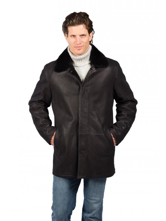 Vancouver Shearling Coat