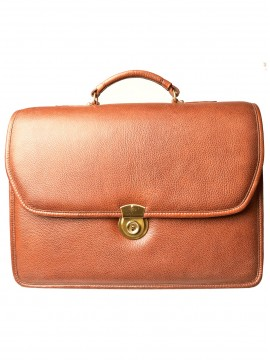 Whitman Double Compartment Briefcase