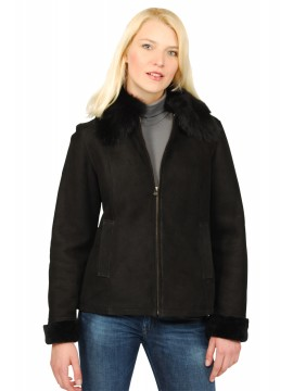 Daffodil Shearling Jacket