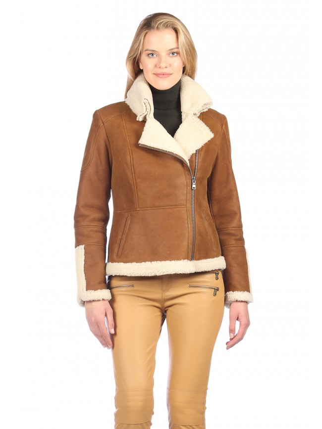 Penelope Shearling Jacket