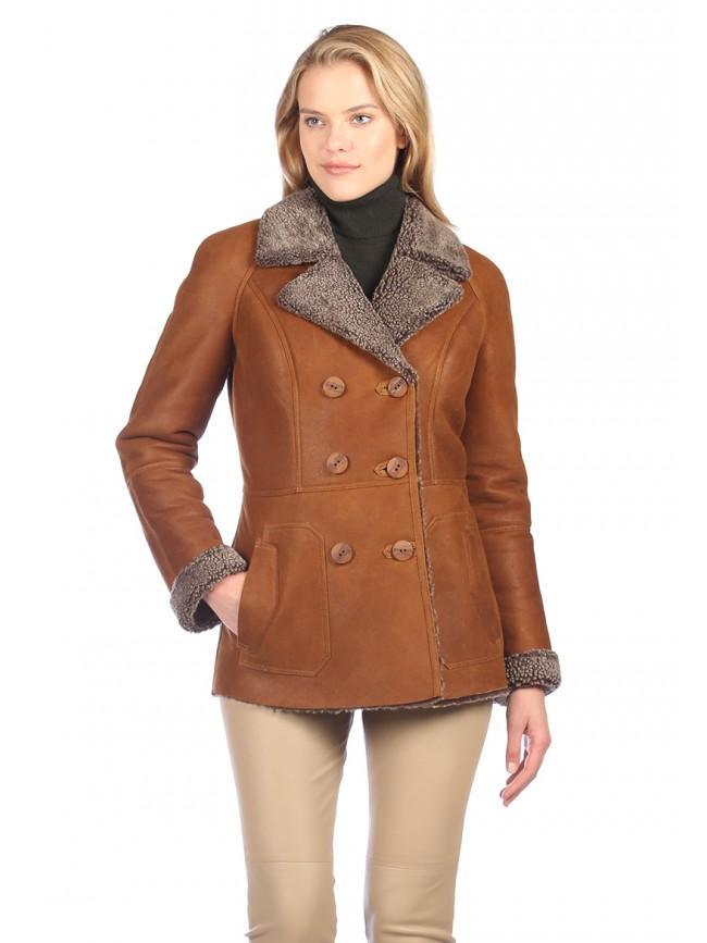 Holly Shearling Jacket