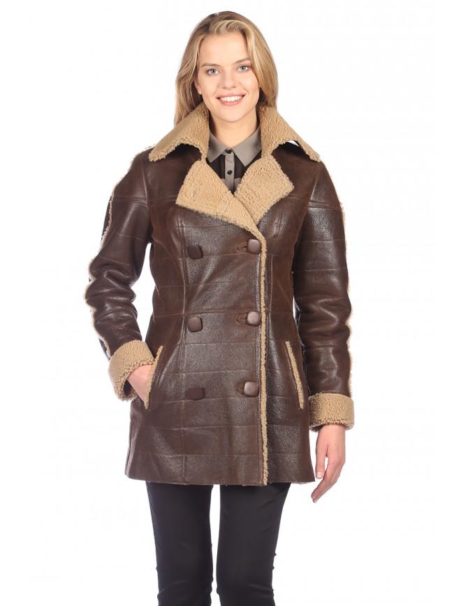 Fern Shearling Coat
