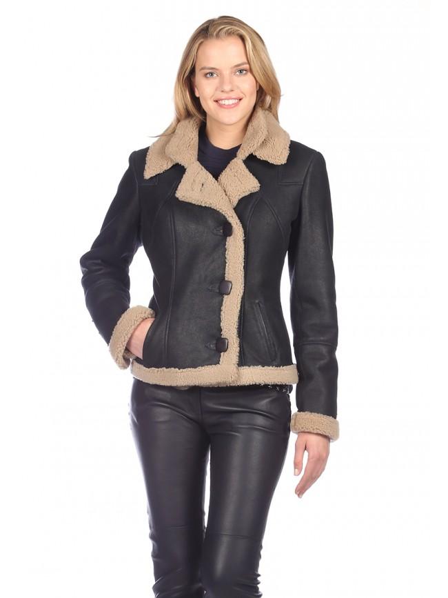 Rosa Shearling Jacket