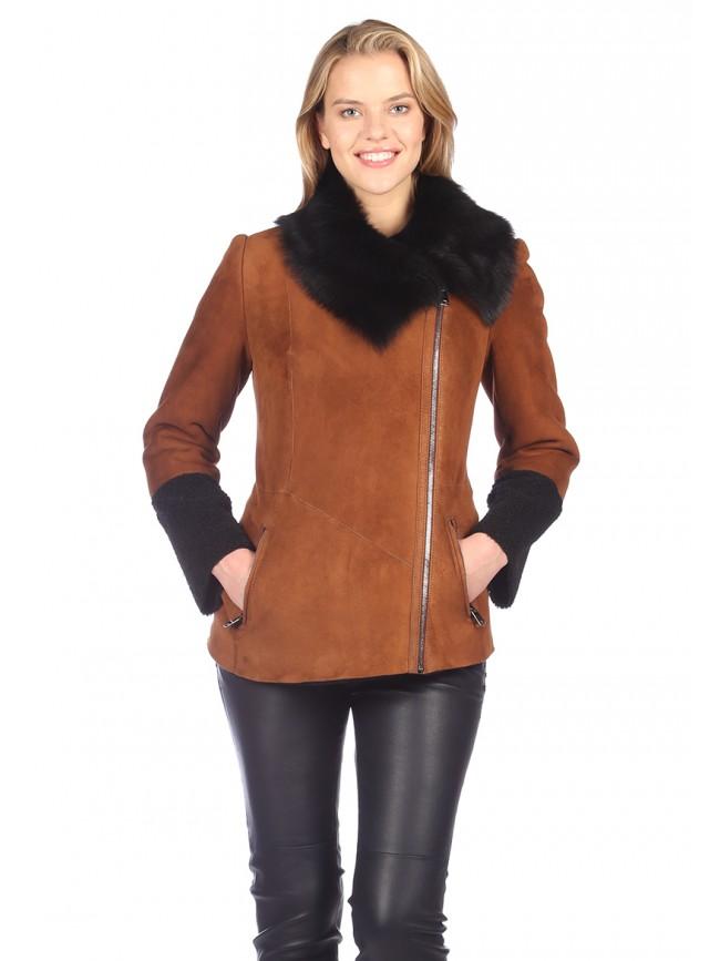 Yolanda Shearling Jacket