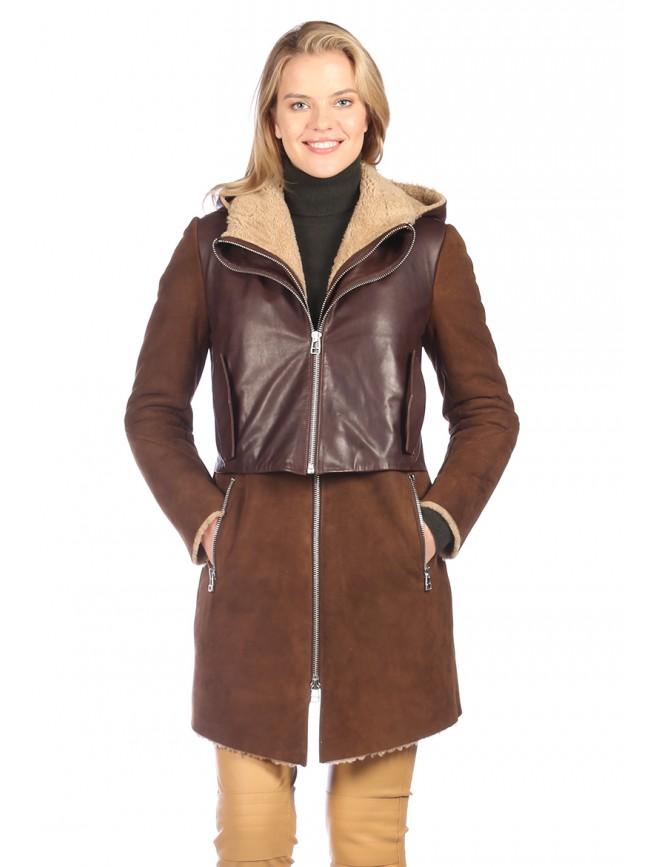 Catalina Shearling Coat