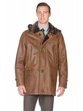 Binghamton Shearling Coat