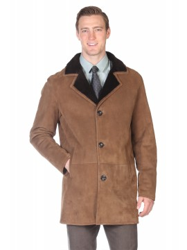 Saratoga Shearling Coat