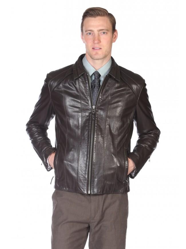 Amherst Lambskin Jacket