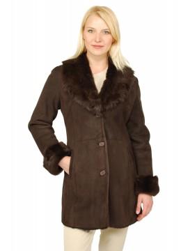 Lilliana Shearling Coat
