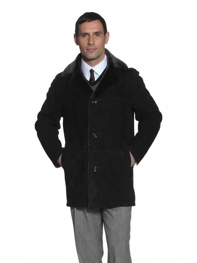 Edison Shearling Coat