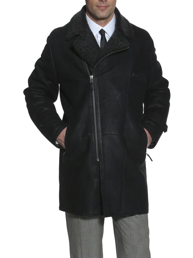 Tudor Shearling Jacket
