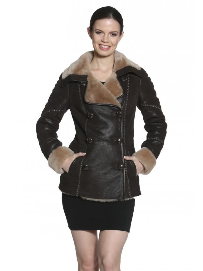 Iris Shearling Coat