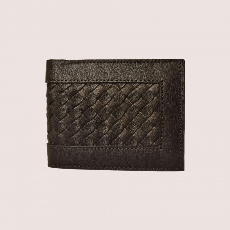 McCrae Hand-Stitched Wallet