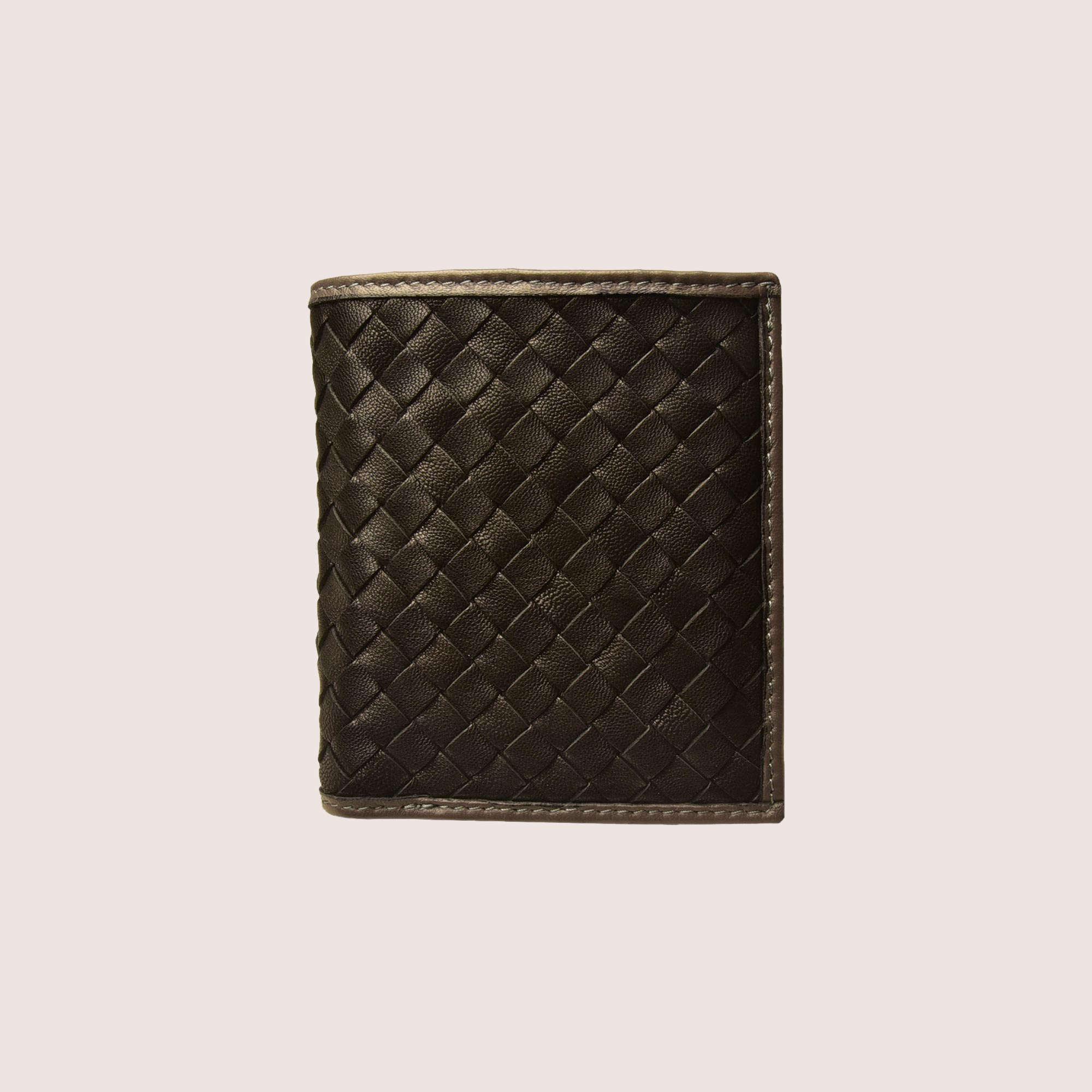 Havana Hand-Stitched Wallet
