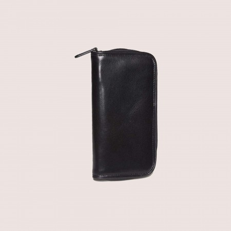 Zipper 2-Pen Case