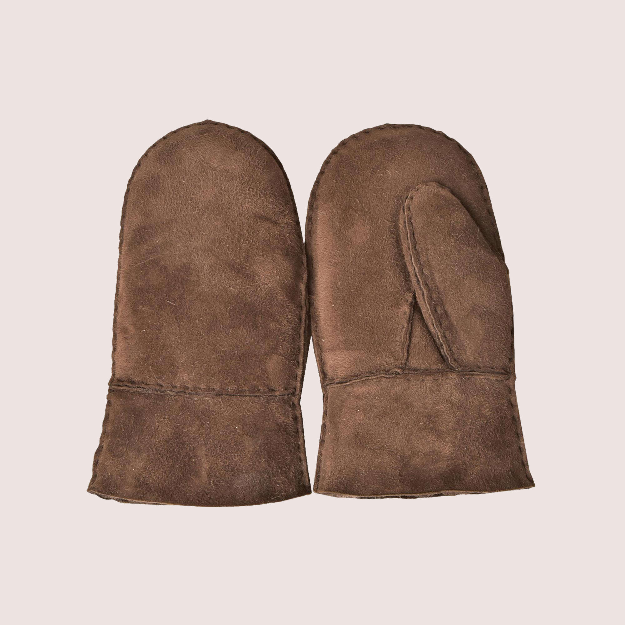 Harper Children's Sheepskin Mittens