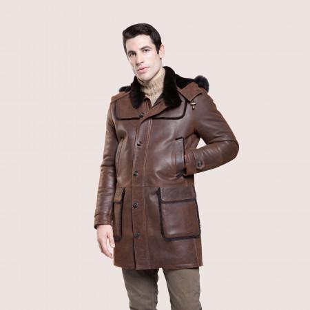Hamilton Shearling Coat