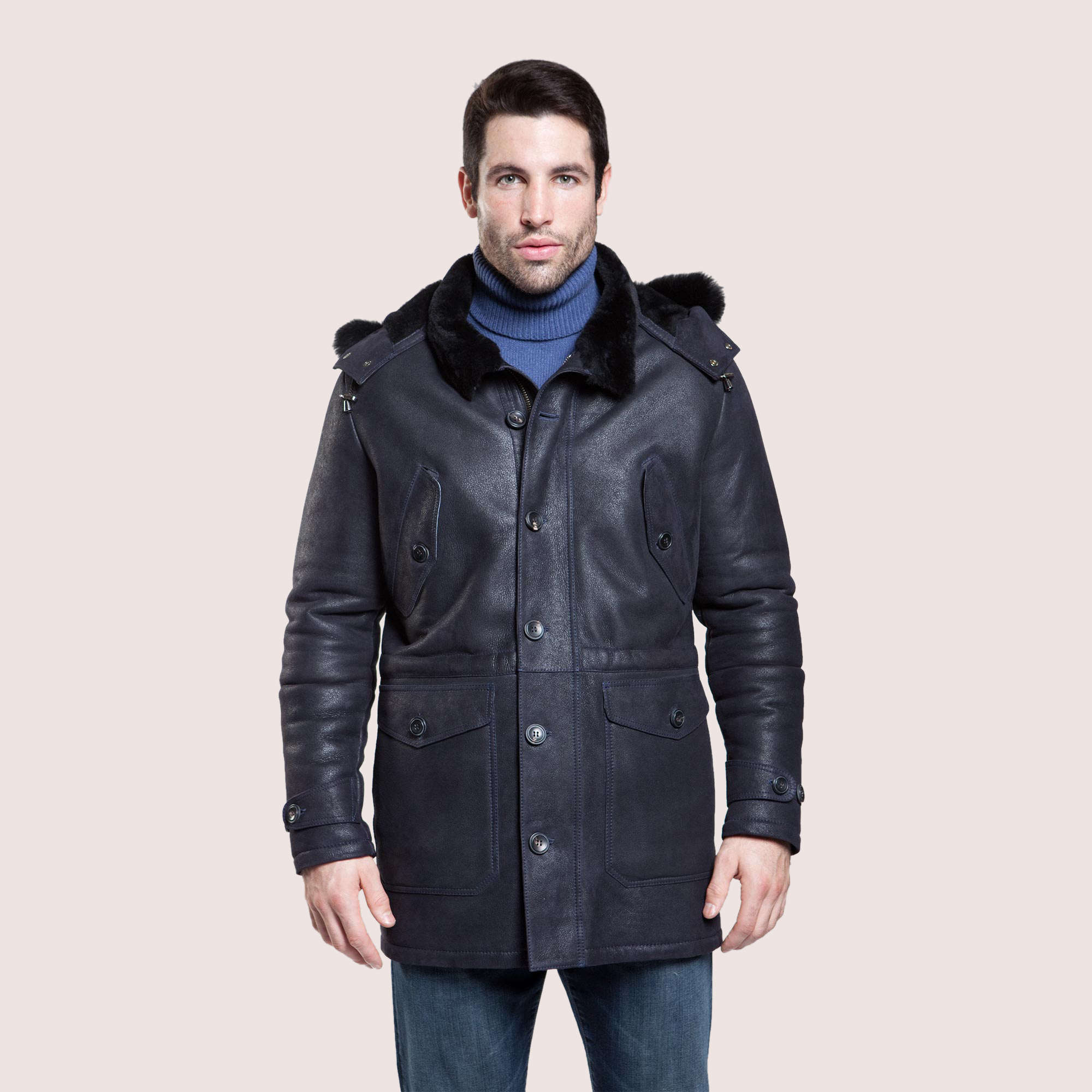 Fargo Shearling Coat