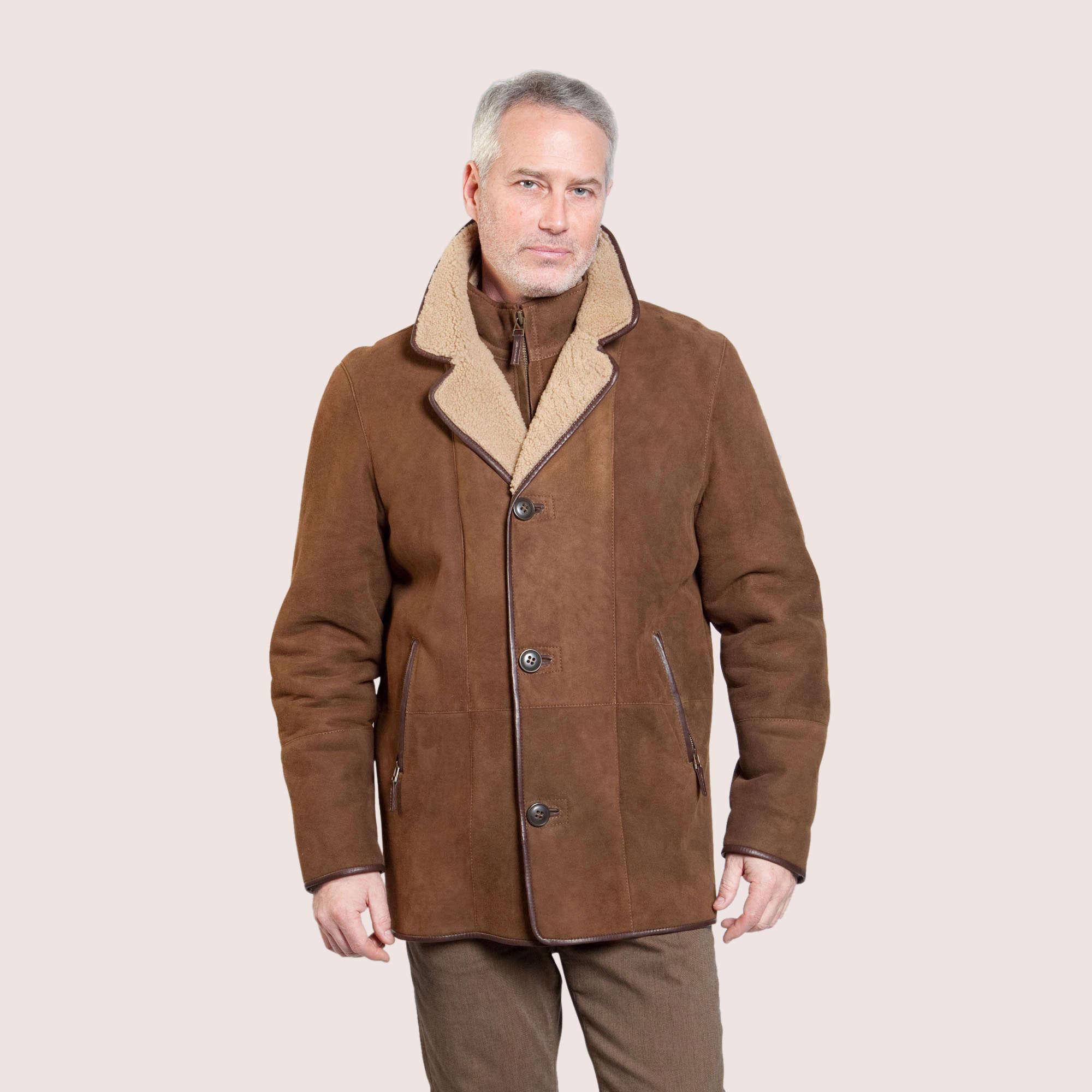 Westfield Shearling Jacket