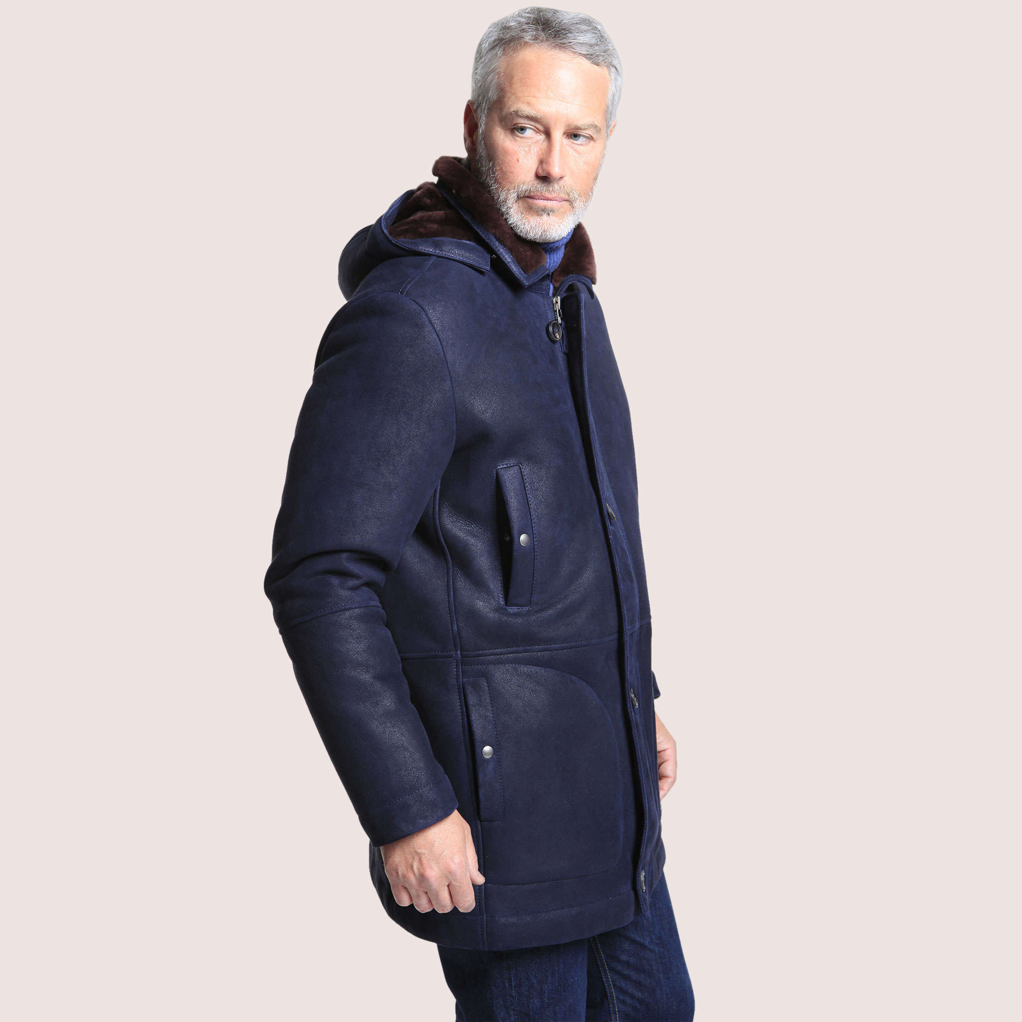 Rockport Shearling Coat