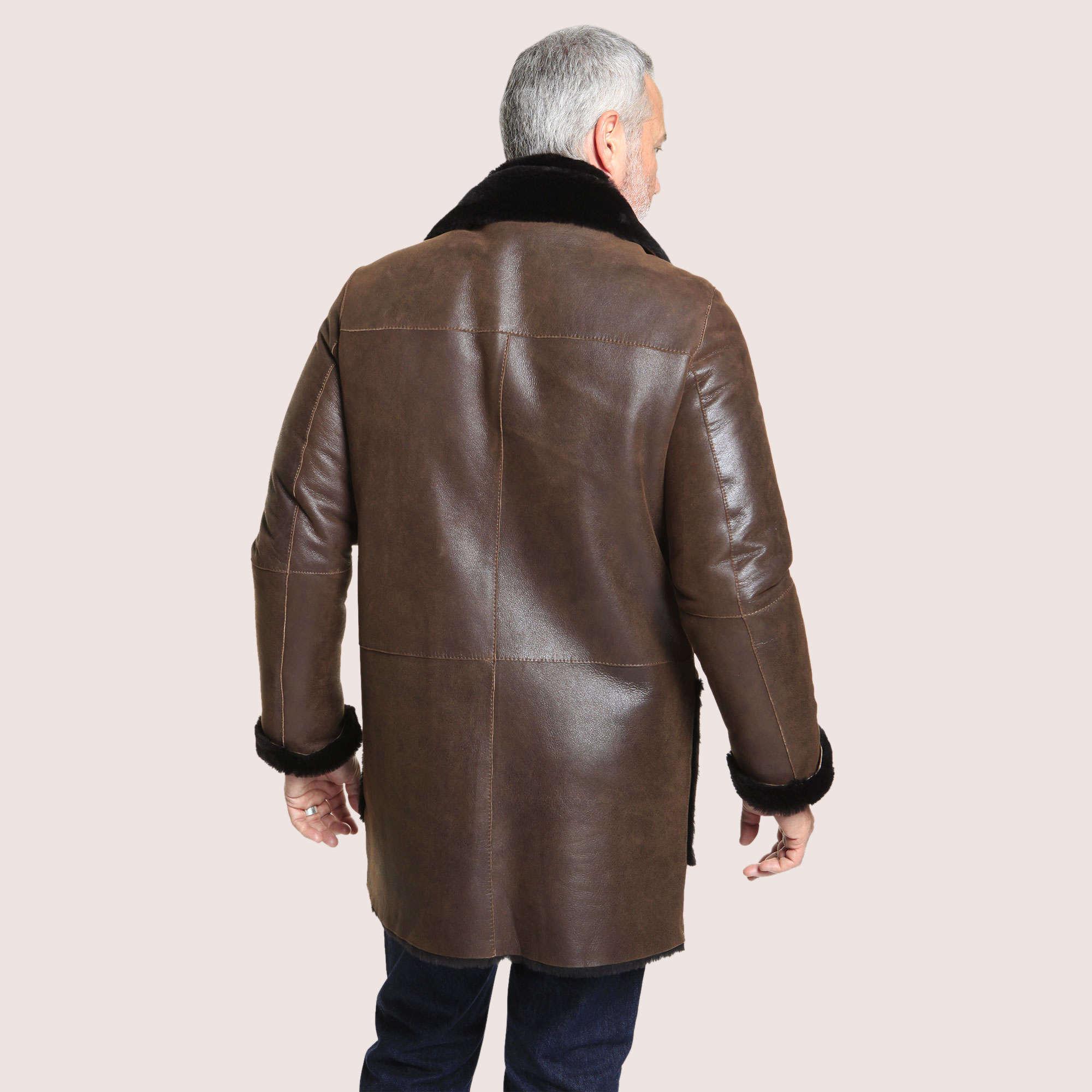 Sullivan Shearling Coat