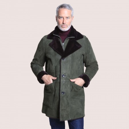 Bedford Shearling Coat