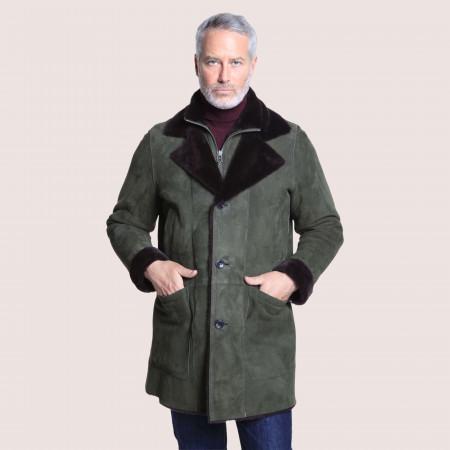 Bedford Shearling Coat
