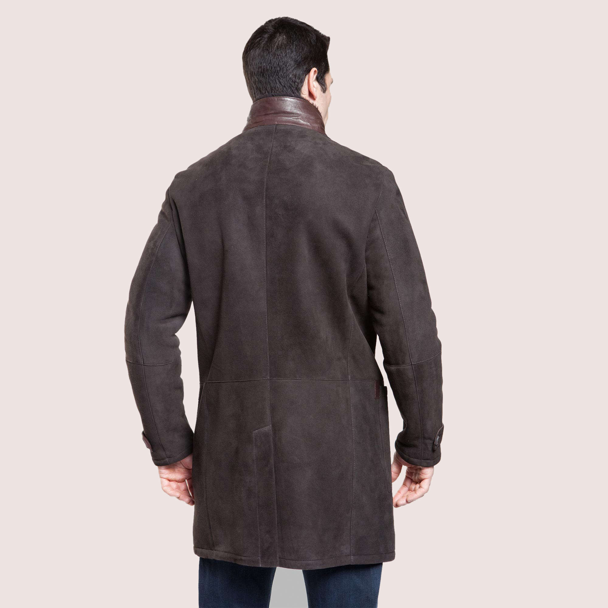 Kirkland Shearling Coat