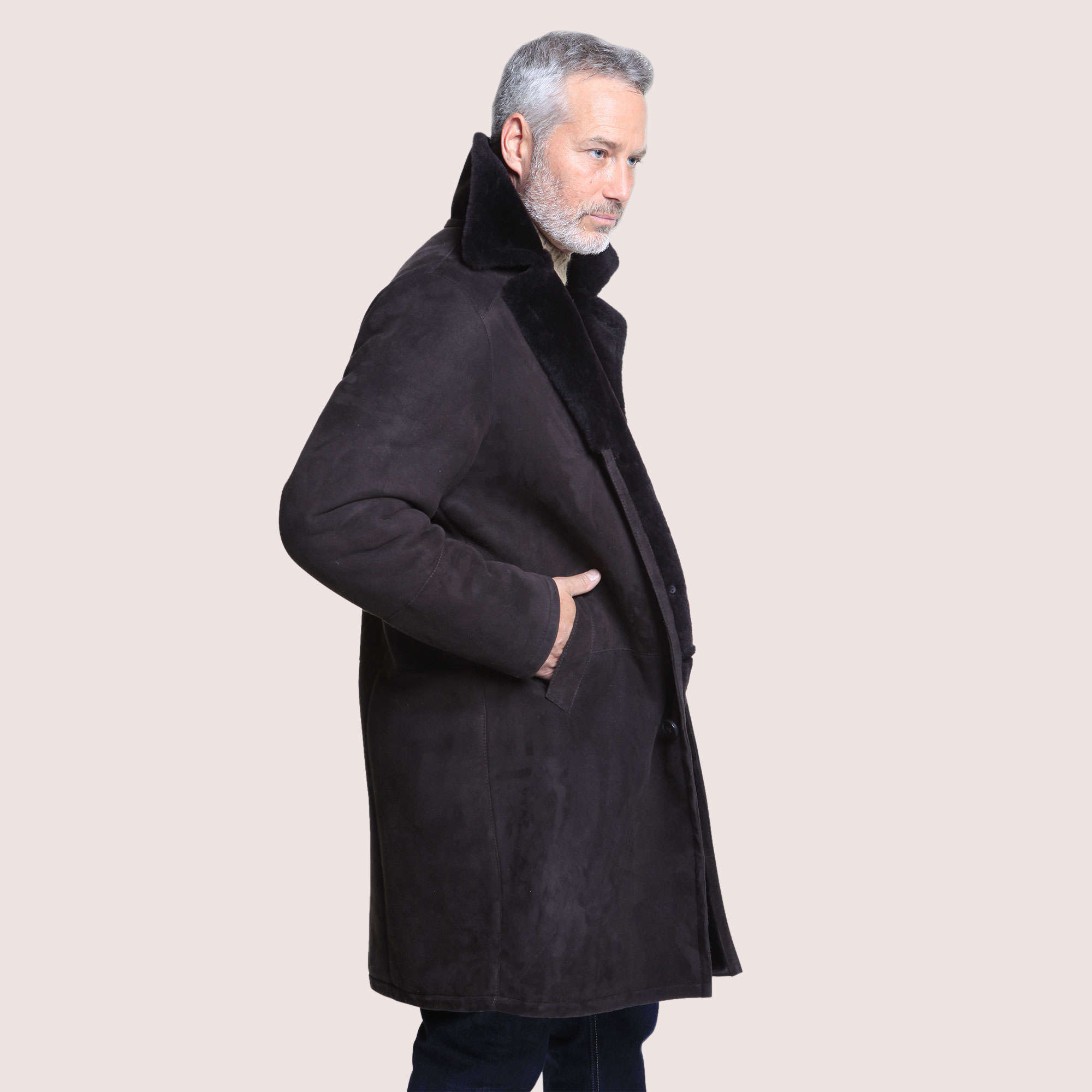 Edmond Shearling Coat