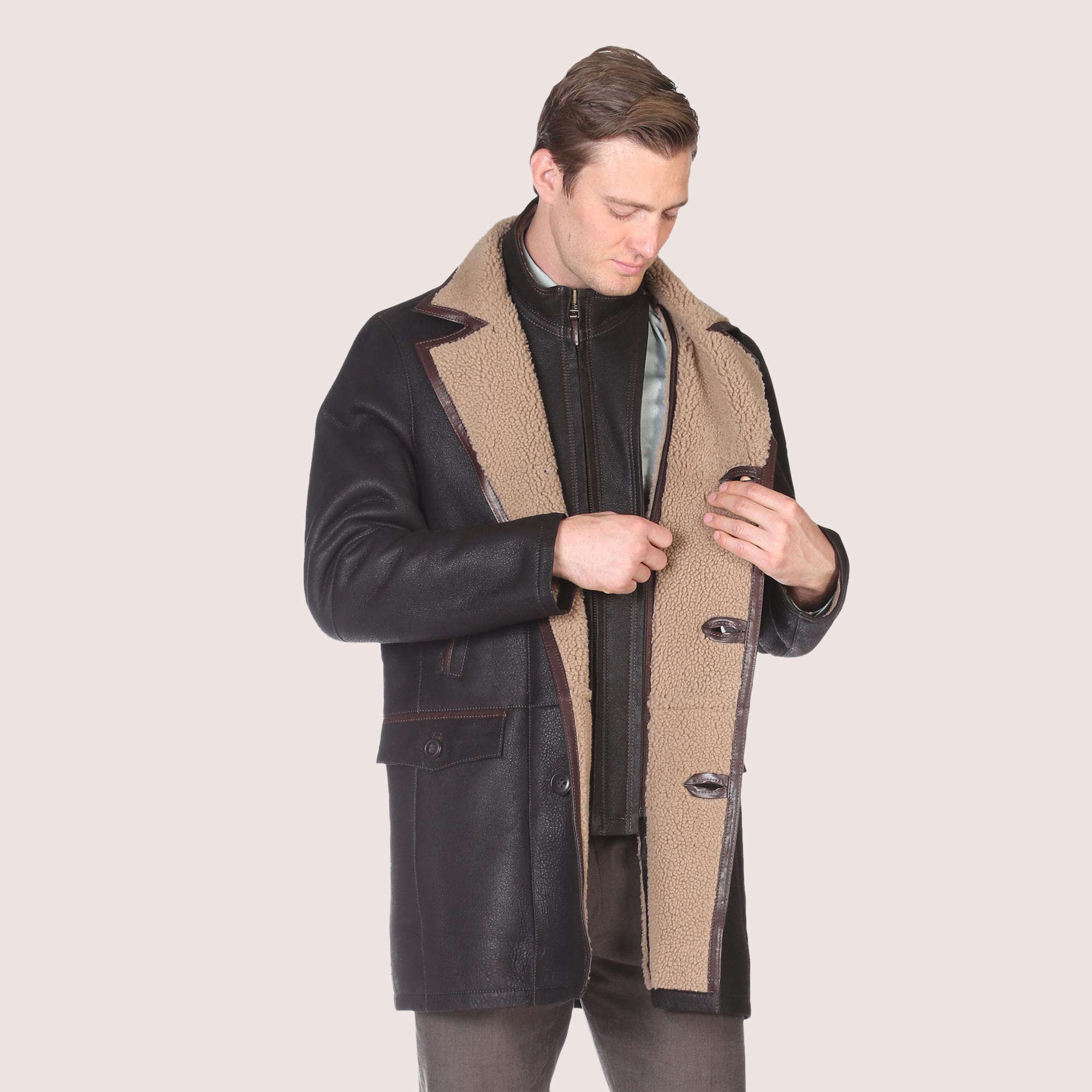 Redding Shearling Coat