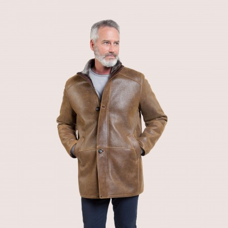 Laredo Shearling Coat