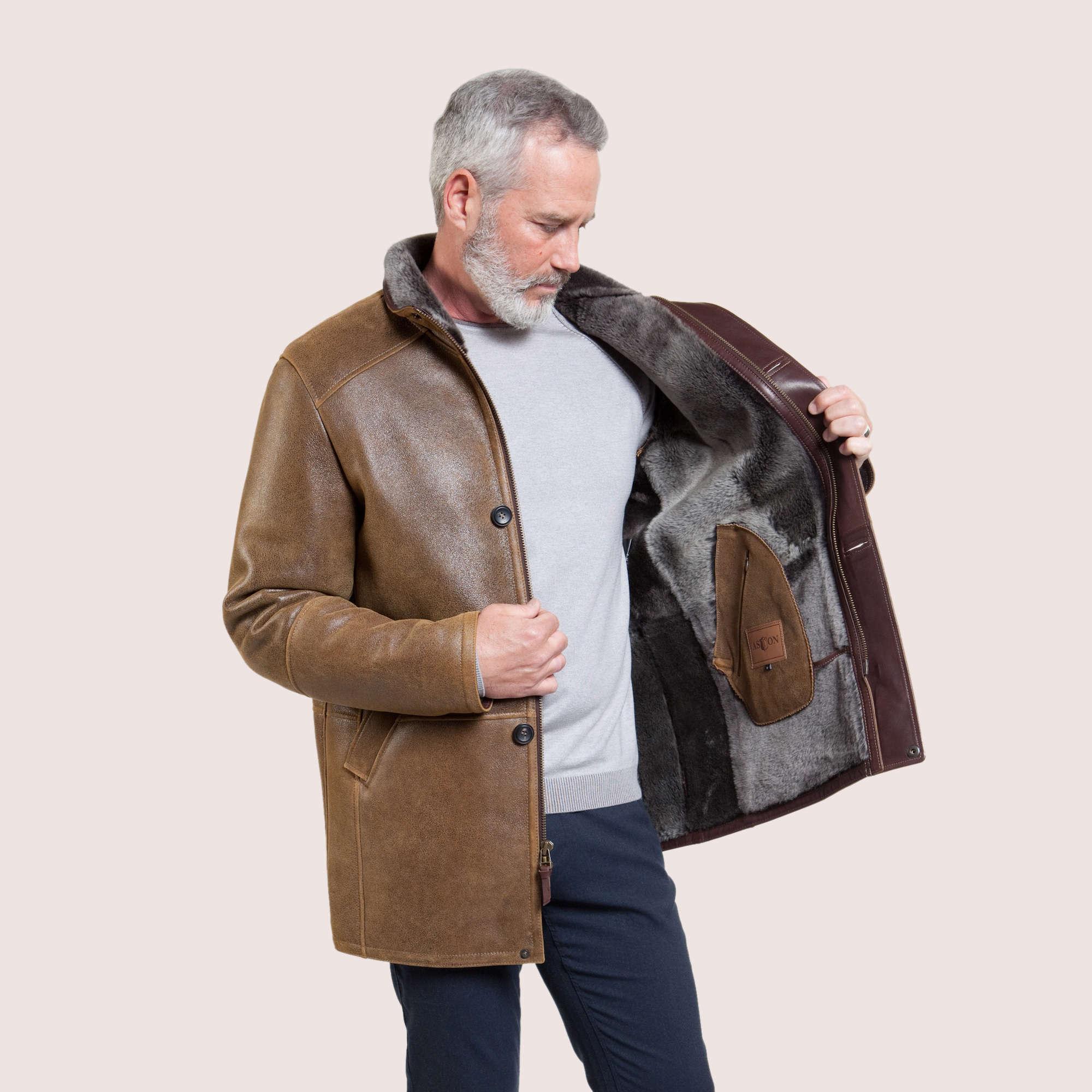 Laredo Shearling Coat