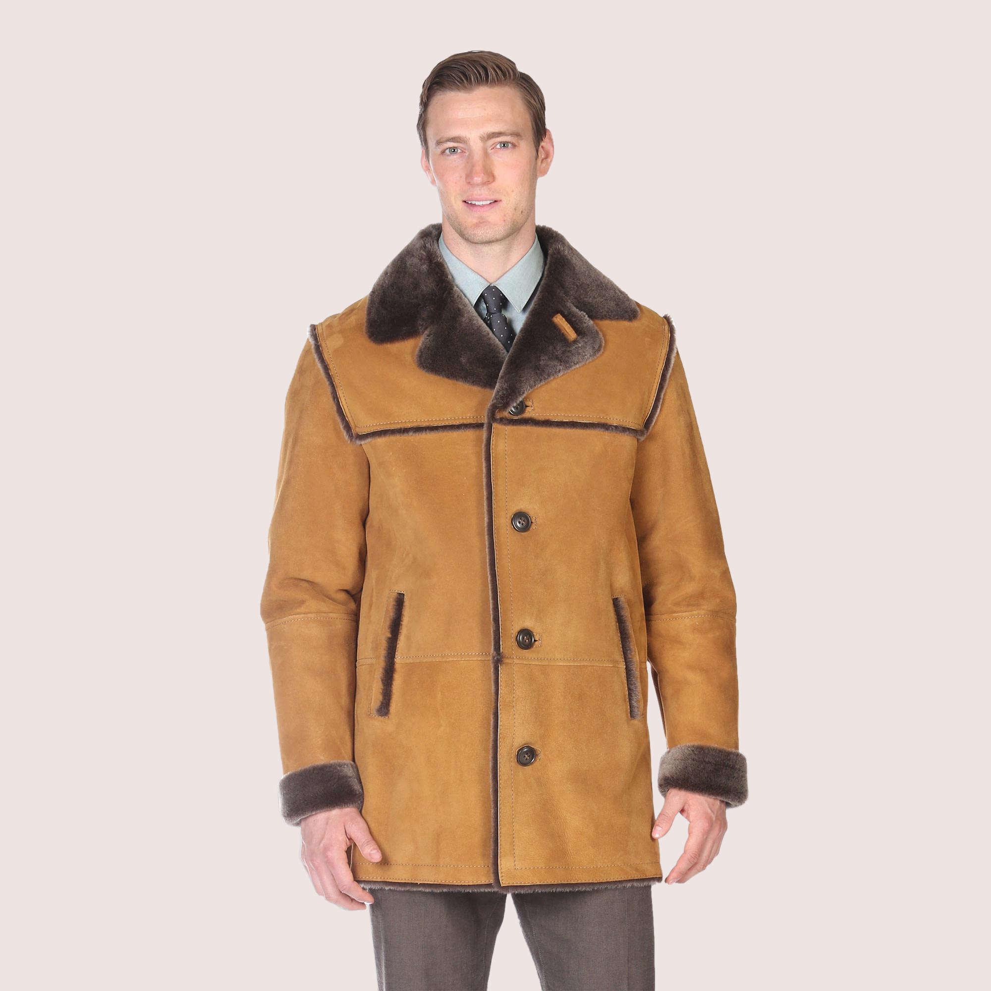 Denver Shearling Coat